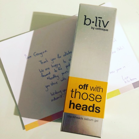 Bliv Off With Those Heads Box