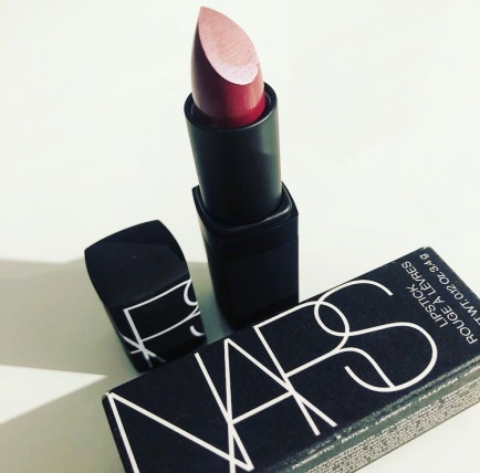 nars lipstick Afghan Red