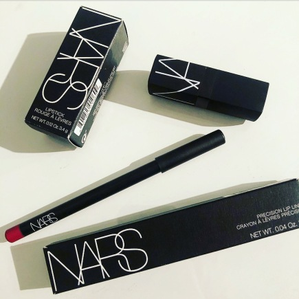 Nars lipstick lip liner