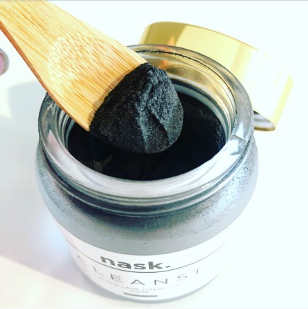 Nask Beauty Charcoal Mask testing