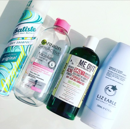 October emptiesd batiste micellar water